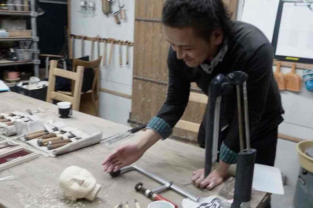 アートスクール銀座|工芸教室・木彫教室