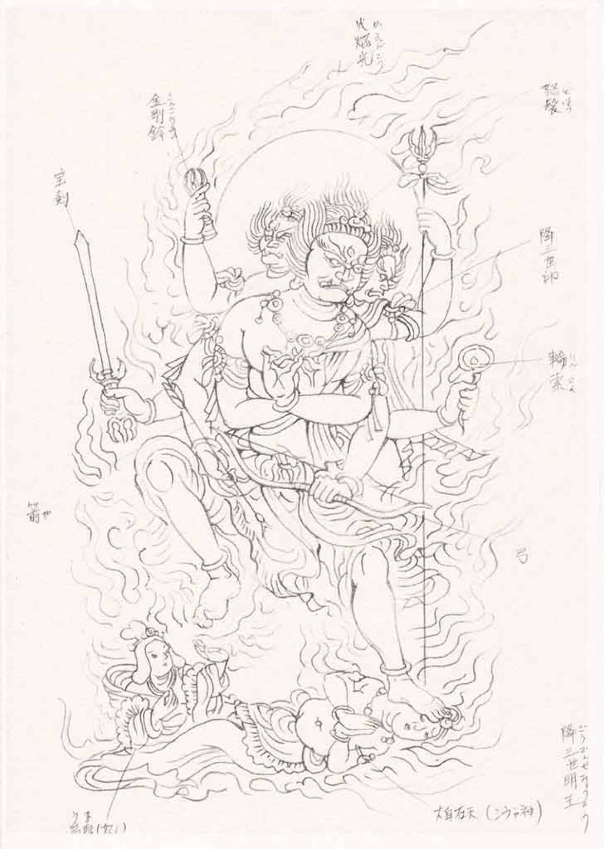 仏画教室|アートスクール銀座
