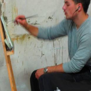 はじめての絵画教室<br />Painting course