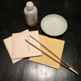 ワークショップ第5回<br />日本画 箔貼り講座